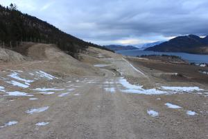 Winfield to Oyama four-laning project