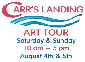 Carr's Landing Art Tour 2012