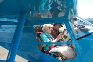Anne Land celebrates her 99th birthday on Sunday.