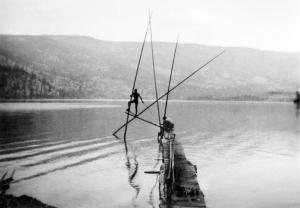 Building diving stand