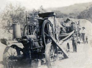 Steam-driven machine