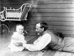 Jim Gleed with child.jpg
