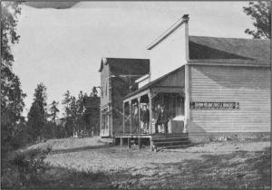 Main Street Okanagan Centre 1908