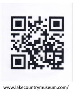 QR Code for Lake Country Museum