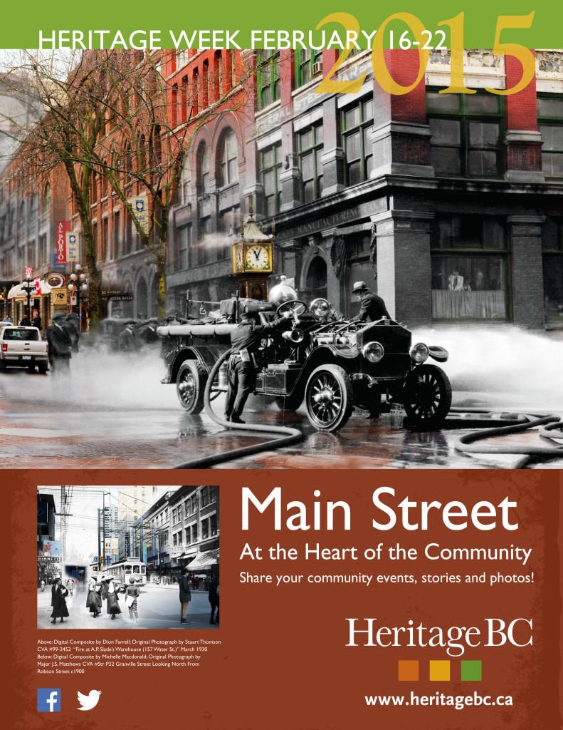 Heritage Week February 16 - 22, 2015