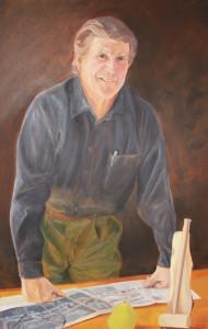 Mayor Bob McCoubrey