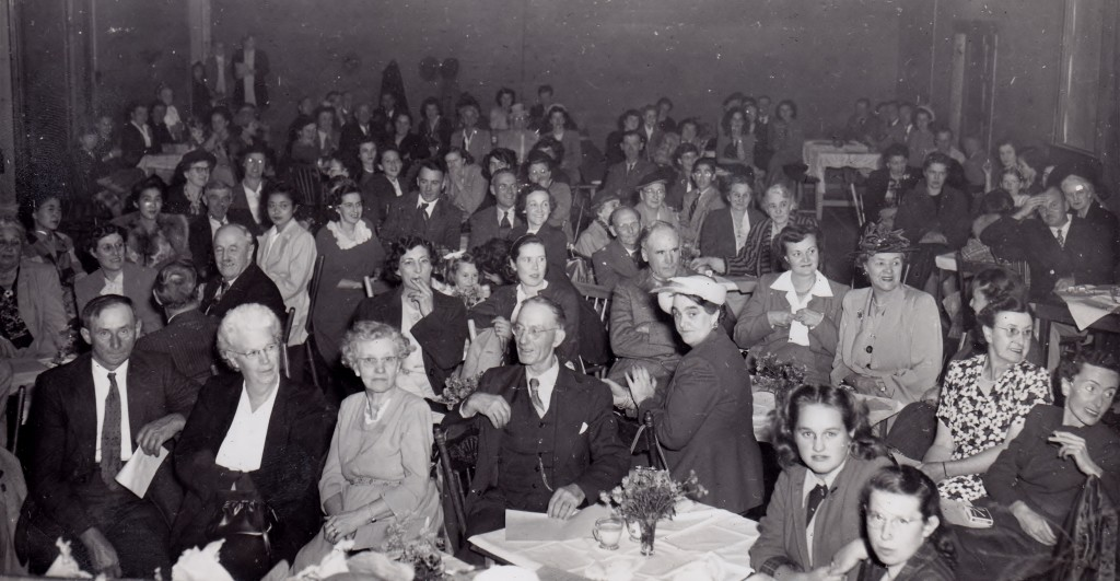 Audience at Fashion Show