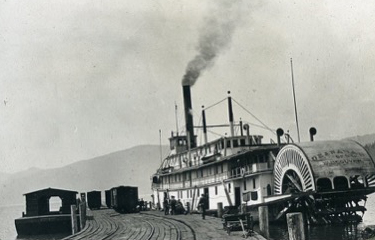 The SS Okanagan