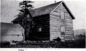 John Joseph Carney house