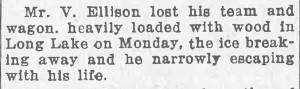 Vernon News 1923