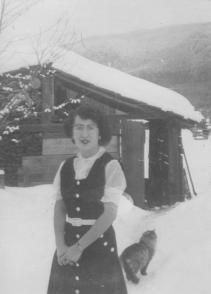 Miss Elaine Koskimaki, Primary teacher