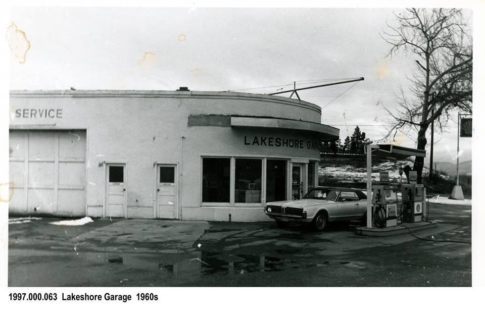 Lakeshore Garage
