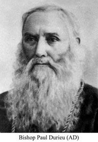 Bishop Paul Durieu