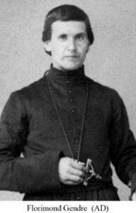 Father Florimond Gendre