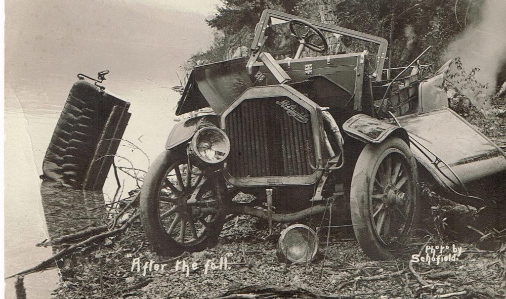 1911 Car accident