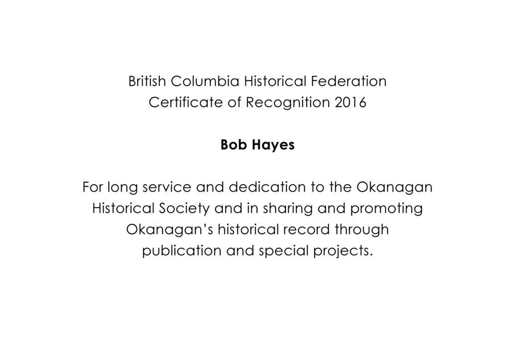 British Columbia Heritage Federation