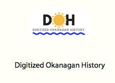 Digitization of Okanagan History