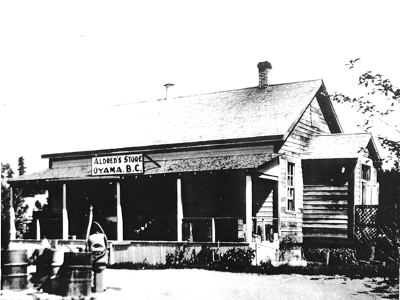 Aldred's Store